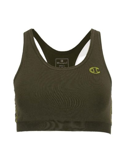 Ženski športni nederček Champion® 112132 olivno zelen