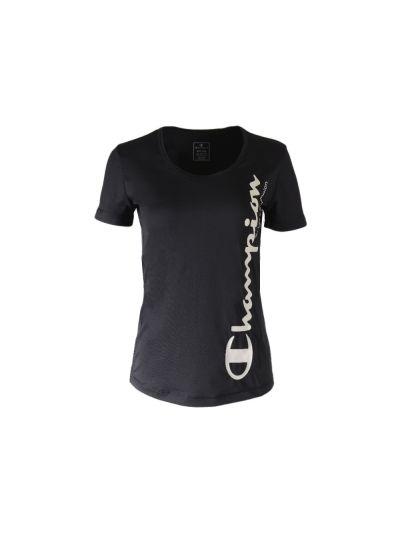 Ženska športna majica Champion® C112096 črna