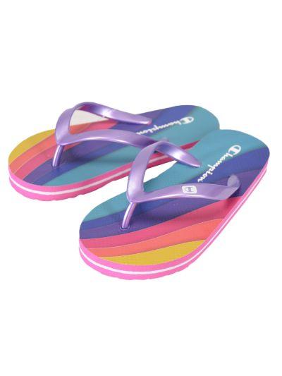 Otroški sandali Champion® - S31575- na prst - pisani