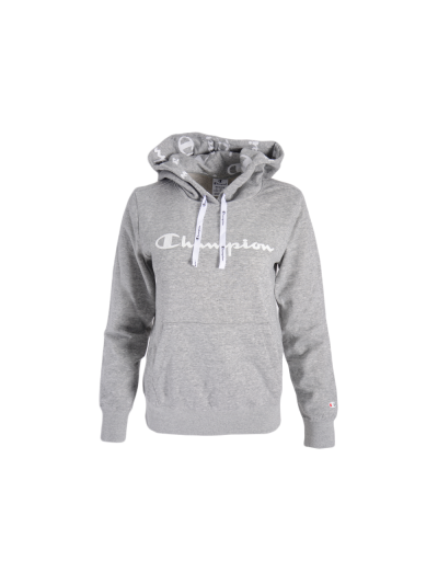 Ženski pulover s kapuco Champion® C112580 - siva