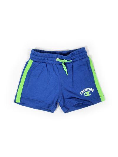 Baby otroške kratke hlače Champion® C501438 za fantke, modre BVU/JGR