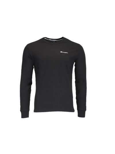 Moška majica Champion® dolg rokav C213489 - črna