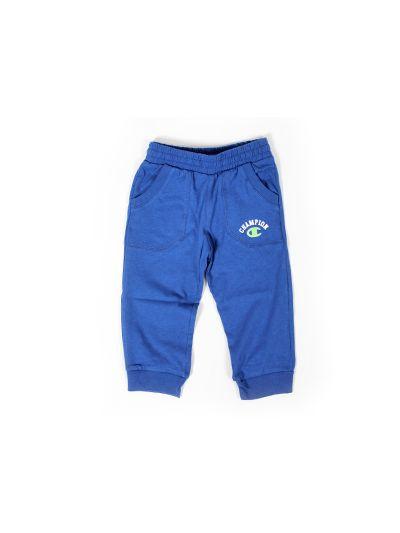 Baby dolge hlače Champion® C501437 za fantke, modre BVU