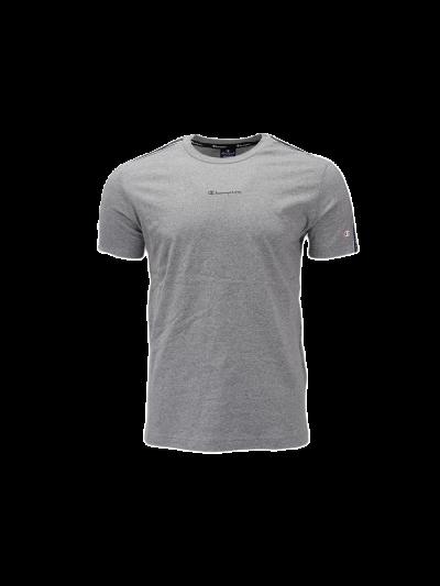 Moška športna majica Champion® kratek rokav C214229 - siva