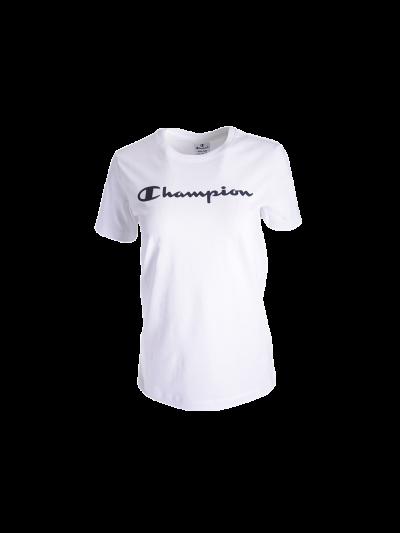 Ženska športna majica kratek rokav Champion® - bela