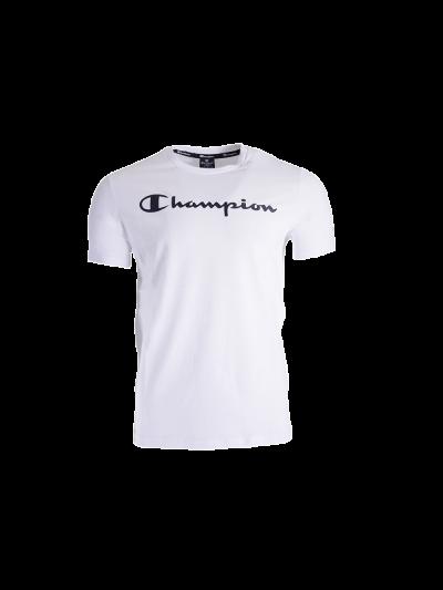 Moška majica Champion® kratek rokav C214142 - bela