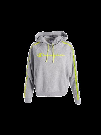 Ženski pulover s kapuco Champion® C112744 - siva