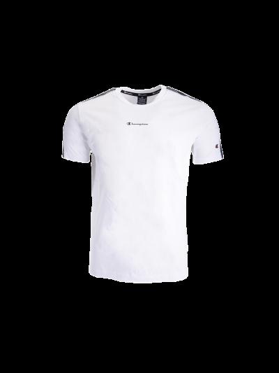 Moška majica Champion® kratek rokav C214229 - bela