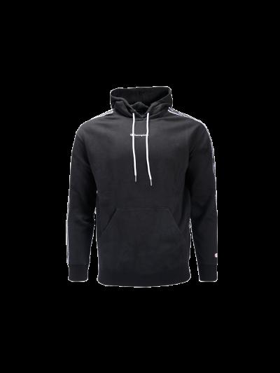 Moški pulover s kapuco Champion® C214225 - črna