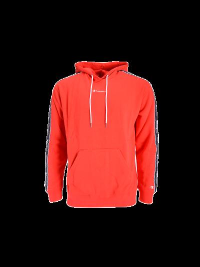 Moški pulover Champion® s kapuco C214225 - rdeča