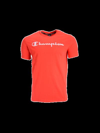 Moška majica Champion® kratek rokav - rdeča