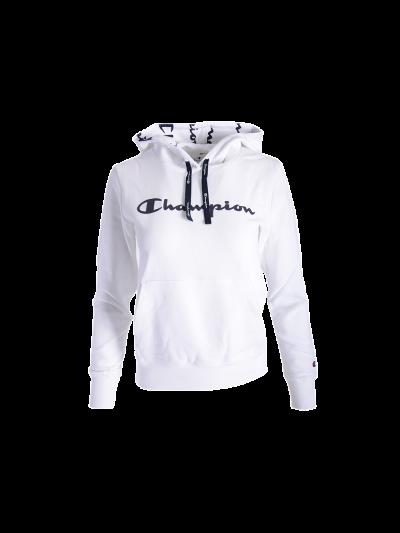 Ženski pulover s kapuco Champion® C112580 - bel