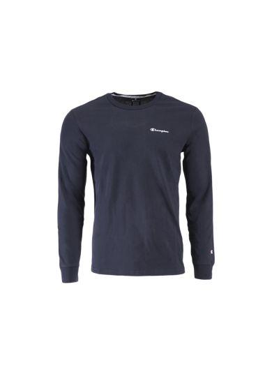 Moška majica Champion® dolg rokav C213489 - navy