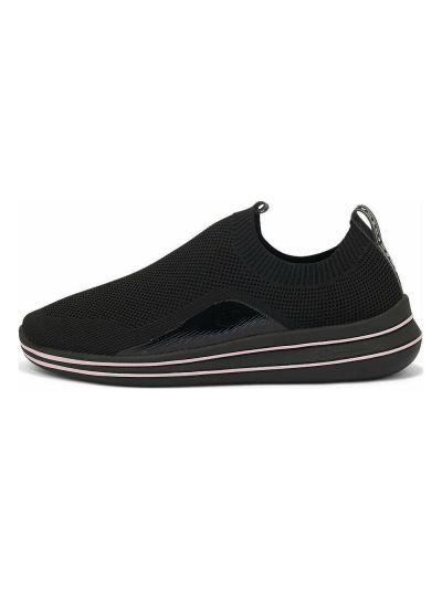 Ženska športna obutev Champion NYAME Sock Fit S11296 - črna / roza
