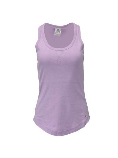 Ženska majica brez rokavov Champion® C111446 - svetlo lila