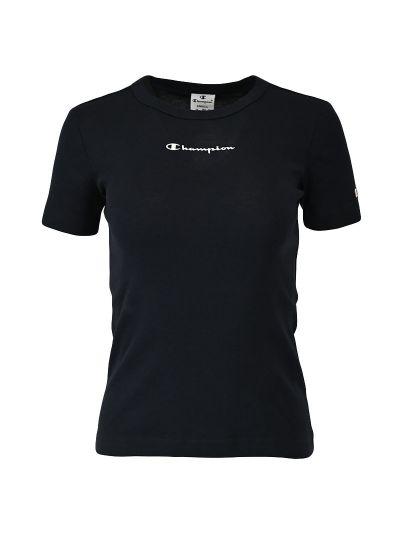 Ženska majica kratek rokav Champion ® 113691 - navy