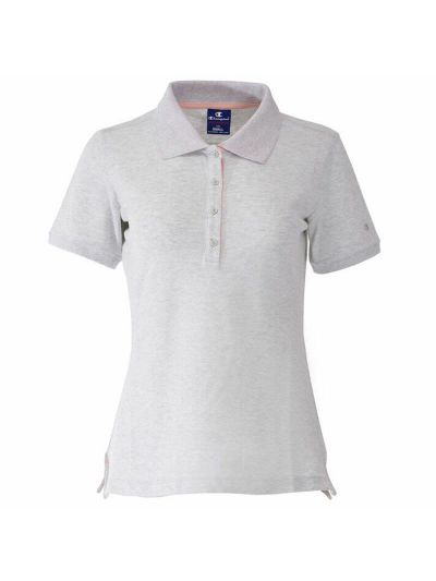 Ženska polo majica (klasika) kratek rokav Champion® C110229 bež SILM