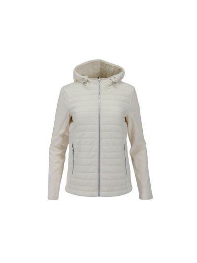 Ženska prehodna jakna s kapuco Champion 113893 - bež