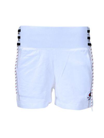 Ženske kratke hlače Champion ROCHESTER 112896 - bele