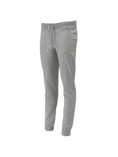 Ženske dolge hlače s patentom Champion 110844 - sive