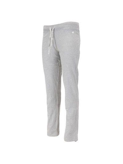 Ženske ravne dolge športne hlače Champion 110845 - sive