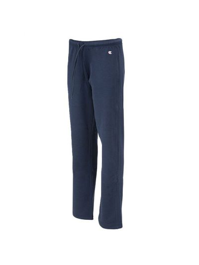 Ženske ravne dolge hlače Champion 111498 - navy
