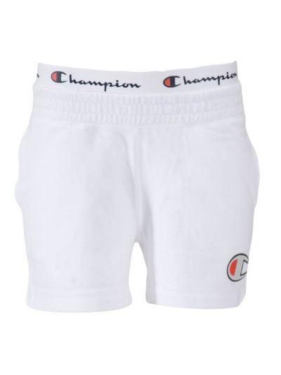 Ženske kratke hlače Champion ROCHESTER 112648 - bele