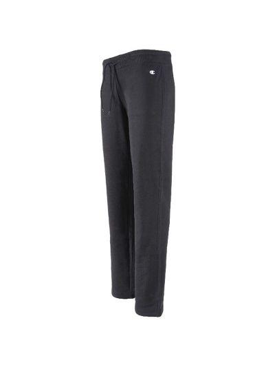 Ženske dolge hlače Champion® 112011 ravne - črna