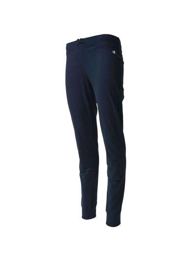 Ženske dolge hlače Champion® na patent Rib Cuff 110844 - navy