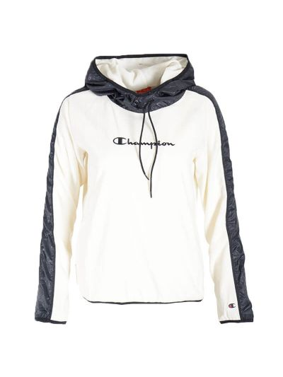 Ženski pulover s kapuco Champion QuickDry 13233 - bež