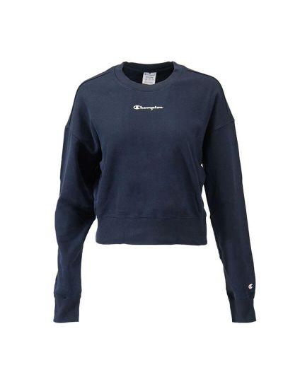 Ženski krajši pulover Champion 112588 - navy