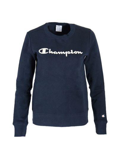 Ženski pulover Champion 113210 - navy