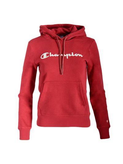 Ženski pulover s kapuco Champion® 113207 - bordo