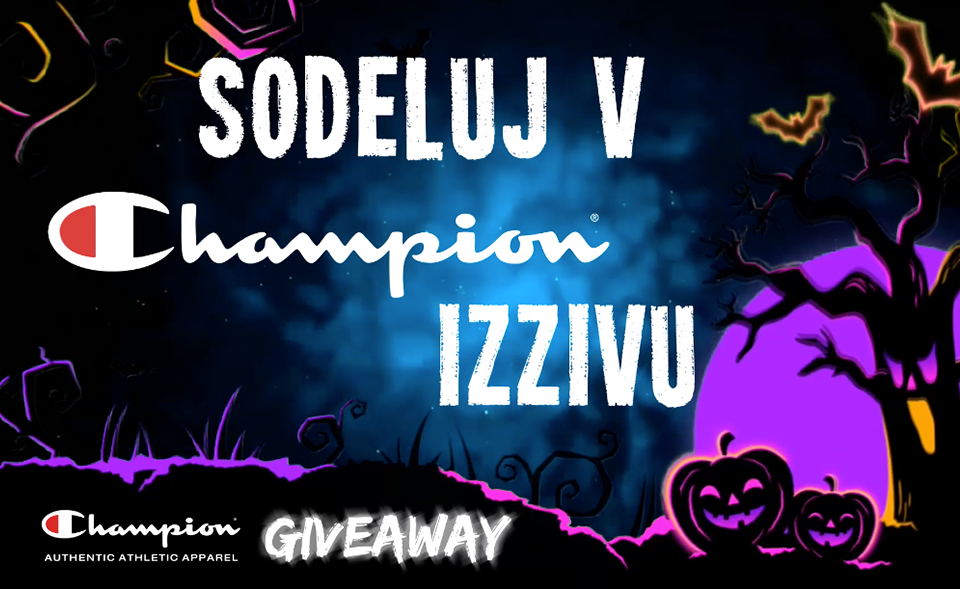 Champion Halloween Giveaway