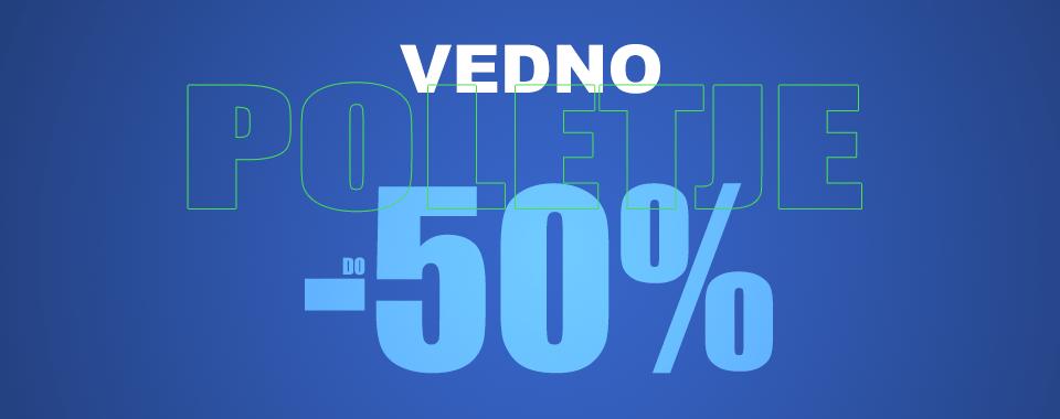 Znižanja do -50%