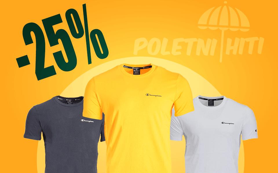 Moška majice poletni hiti -25%
