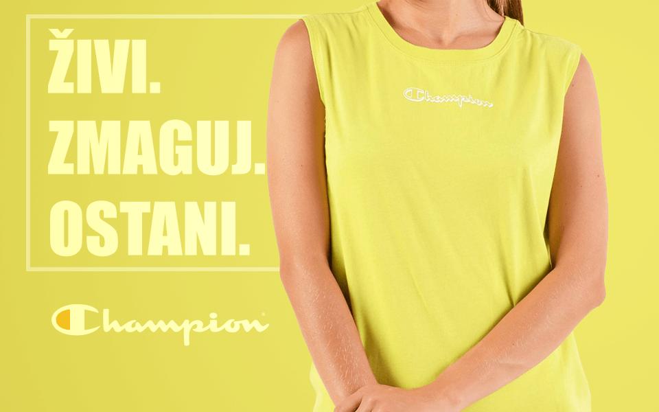 Ženske poletne obleke Champion