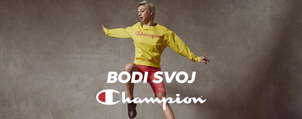 Bodi Svoj Champion