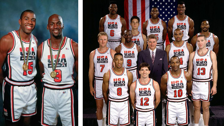 USA Dream team